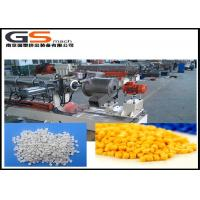 China PP ABS Mixing Plastic Granulator Double Screw Extruder High Torque CE ISO9001 wholesale