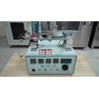 China IEC60695-2-10 Glow Wire Tester Simulates Thermal Stress Caused By Heat Source Control wholesale