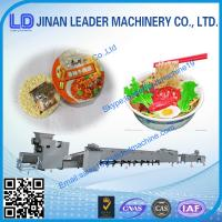 China automatic extruder Mini instant noodles manufacturing machine wholesale