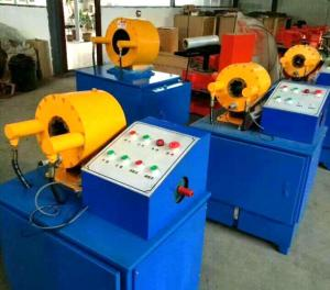 China 380V 80T Hydraulic Hose Crimping Machine For Agriculture wholesale