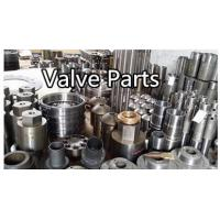China Forged Forging Steel Gas Steam Turbine MSV/GV/CV/CRV Main Steam Combined Governing Steam Valves Spare Parts Components wholesale