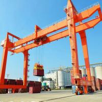 Buy cheap Shipyard Shipbuilding Ship To Shore Gantry Crane 40t 50t 60t 24 Months Warranty from wholesalers