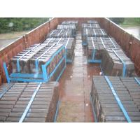Quality Cr-Mo Alloy Steel Cement Mill Liners For Shipment Ball Mill Hardness More Than HRC50 for sale