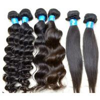 China Unprocessed Double Drawn 7a brazilian hair Spring Curl 100g / Piece wholesale