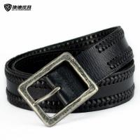 Quality Braided Belt,Brazil Leather,Fashion Lifestyle,Men's Belt,Belt OEM for sale