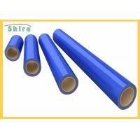 China Surfaces Shields Duct Protection Film Dust Proof , Self Adhering Polyester Clear Film wholesale