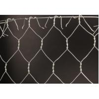 China Hexagonal Chicken Wire Netting Chain Link Mesh Type 2-3.5mm Wire Gauge on sale