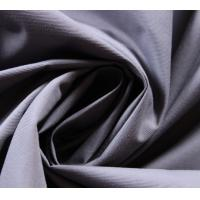 China Polyester Viscose Spandex Fabric , Waterproof Polyester Fabric 228T Yarn Count wholesale