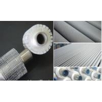 China TP304/304L/TP316/TP316L/316Ti/TP321 SMLS Seamless Serrated Extruded Heat Exchanger Fin Tubes Finned Tubes Pipes Tubings wholesale