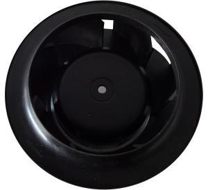 China Locked Rotor Protection AC Centrifugal Fan EC Brushless 133  Backward Curved 115V wholesale