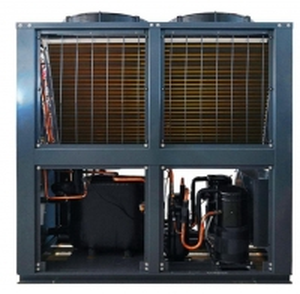 China Scroll Compressor Side Wind Swim Spa Heat Pump For Villa Residence wholesale