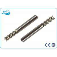 China Fast Feed Precision Tungsten Carbide End Mills Two Flute End Mill cutting tools wholesale