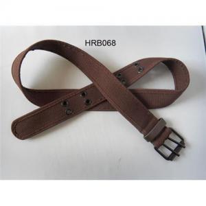 Cotton belt, canvas belt, china jacquard webbings