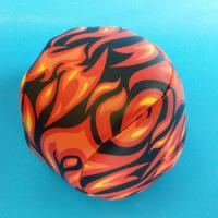 Quality Custom Logo Printed Hacky Sack Dia 5.5 With Eco-Friendly, Novelty for promotion gifts for sale
