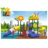 China Customized Color Plastic Playground Slide For Children Outdoor Entertainment wholesale