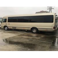China Used 30 Seats 4x2 Mini Toyota Coaster Bus for sale/Japan Used toyota 30 seats coaster bus/passenger bus with good condit wholesale
