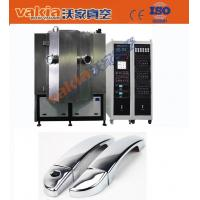 Quality Auto Interior Door Handle Chrome Plating Machine, PVD Cr Sputtering Coating Equipment wholesale