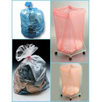 China Customizable PVA Large Plastic Laundry Bags With Top Drawstring for Hospital wholesale