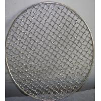 China Round Barbecue Wire Mesh wholesale