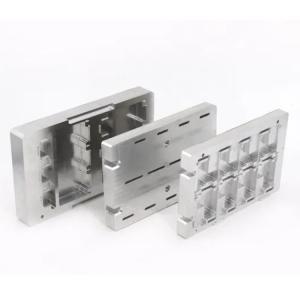 China PRO/E IGS Sandblast Anodized Ra3.2 CNC Turning Milling Parts wholesale