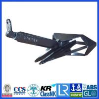 China Offshore China Manufacturer 10T Delta Flipper Anchor With DNV ABS CCS BV NK Class wholesale