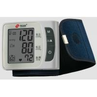 China Home Electronic Manual Blood Pressure Monitor , Digital BP Monitor on sale