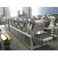China Active Demand Electric Instant Noodle Production Line Stainless Steel Material wholesale