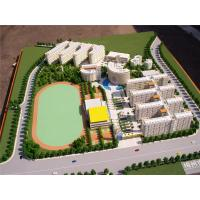 Buy cheap Customized Scale Miniature Architectural Models For School Project Display from wholesalers