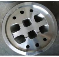 China H13(1.2344,SKD61)Magnesium Copper Brass zinc Aluminum Extrusion Presses Extrusion Dies wholesale