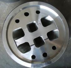 China Multi Cavity Extrusion Dies/Porthole Extrusion Die/Hollow Solid Extrusion Dies wholesale