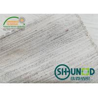 China Elastic Hair Interlining Stiff Interfacing Cloth Chest Canvas For Uniform wholesale