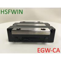 China Anti Friction Low Profile Linear Guide S55C Material 100-4000MM Guide Length wholesale