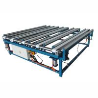 Buy cheap Automatic Conveyor Sponge Production Line With Right Angle Conveyor , Carrying Capacity 60kg from wholesalers
