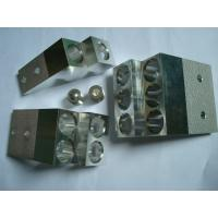 Quality Precision milling machined parts - aluminum, AL6061-T6 electronic terminal block for sale