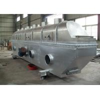 China Vibration Horizontal FBD Fluid Bed Dryer For Chicken Essence Granules wholesale