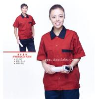 Buy cheap Customized Size Unisex Practical Summer Work Clothes for Oil Factory from wholesalers