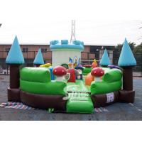 China Princess Park Indoor Kids Giant Inflatable Playground For Sale From Guangzhou Inflatables on sale