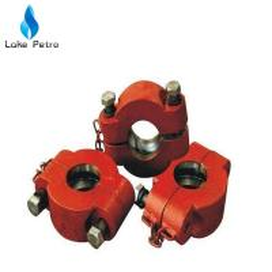 API Mud Pump Clamp For Oil Drilling Rig   Hydraulic Pump Parts