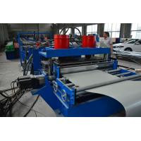 China European Standard Aluminum Cable Tray Roll Forming Machine 1.5 Inches Chain Driven wholesale