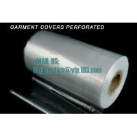 China Plastic Cover films on roll, laundry bag, garment cover film, films on roll, laundry sacks wholesale