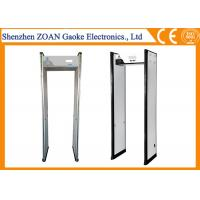 Buy cheap Durable Commercial Metal Detector For Supermarket Security Systems OEM Available from wholesalers