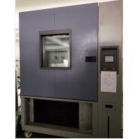 -20℃ ~ +150 ℃ Temperature And Humidity Test Chamber Programmable Color Touch Screen