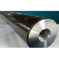 China ground polished rubber PUR ceramics tungsten carbide coating Cladding Plated Welding Heat transfer chill rolls Roller wholesale