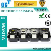 Quality Makita Replacement Battery 18V High Capacity Lithium-Ion replica BL1830 for sale