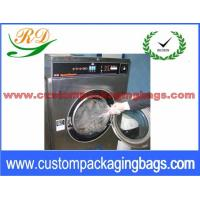 Natural Color PVA Plastic Laundry Bags Dissolvable in Cold and Hot Water