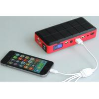 China Professional Car Jump Starter Power Bank Mobile phone Laptop Rechargeable Battery Charger wholesale