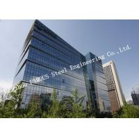 China High Intensity Prefabricated Multi Storey Commercial Steel Buildings For Hospital wholesale