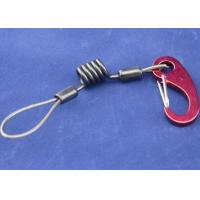Quality Small Type Kayal / Fishing Use Spring Coil Cable With Egg Hooks for sale