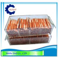 China M5x0.8 EDM Spark Machine EDM Copper Electrode Tapper / Thread Tapping 80mmL wholesale