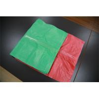 China Commercial Water Soluble Biodegradable Laundry Bags 100% HDPE Or 100% LDPE on sale